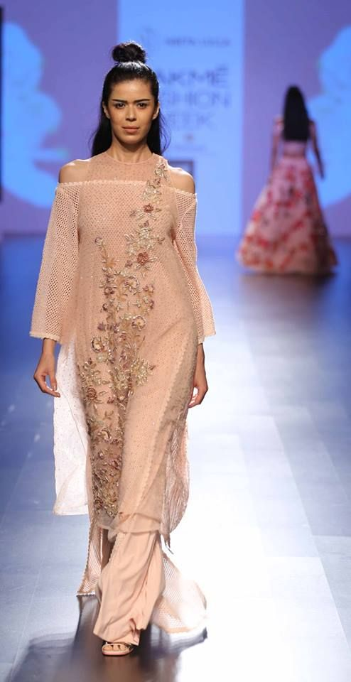 Scarlet Bindi - South Asian Fashion and Travel Blog by Neha Oberoi: Lakme Fashion Week Summer Resort 2016 Day 4 & 5: Payal Khandwala, Masaba, Neeta Lulla
