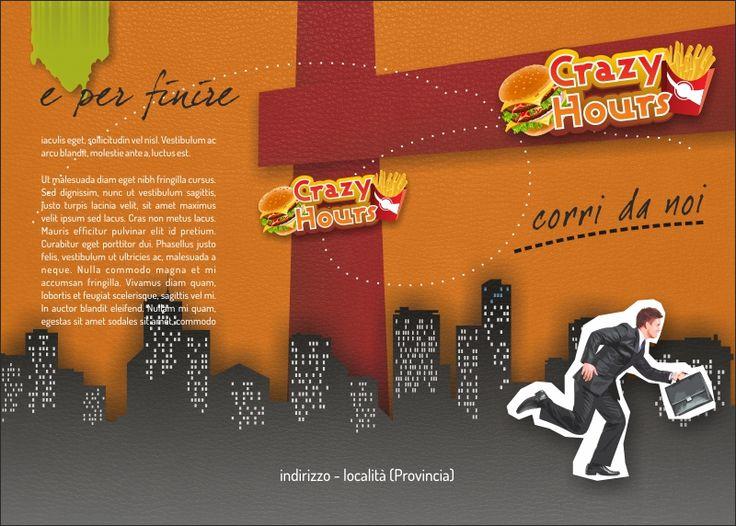 layout grafico per pub o locali di ristorazione in vendita su virtuestampaonline.it