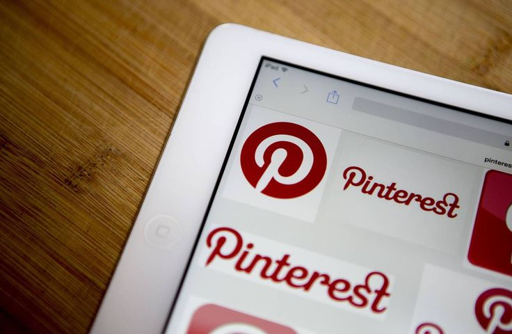 """Click on pin and read the WSJ article on the topic, """"Pinterest Shows It Can Compete With Facebook, Twitter."""""""