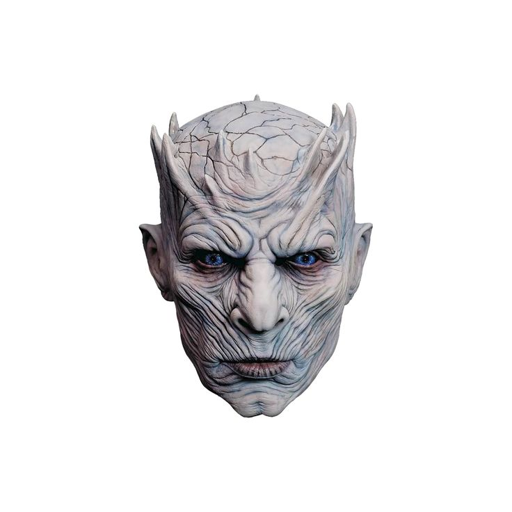 Halloween Game of Thrones: Night's King Adult Mask, Men's, Multi-Colored