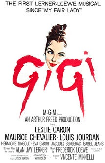 Gigi (1958) Gigi, an avant-garde French waif being groomed as the fille de joie of affluent and handsome Gaston. Soon Gigi metamorphoses into a stunning beauty, and the head-over-heels Gaston asks for her hand. But Gigi's courtesan grandmother is aghast: No one in the family has ever considered something as plebeian as matrimony! This 1958 gem won Oscars for Best Picture and Best Director. Leslie Caron, Maurice Chevalier, Louis Jourdan...TS comedy