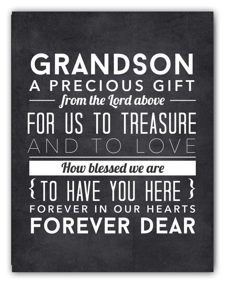 Inspirational Quotes About Death Of A Grandmother: 17 Best Grandson Quotes On Pinterest