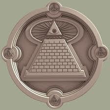 masonic cast crest
