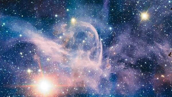 Carinanebel: Neues aus der Sternenfabrik