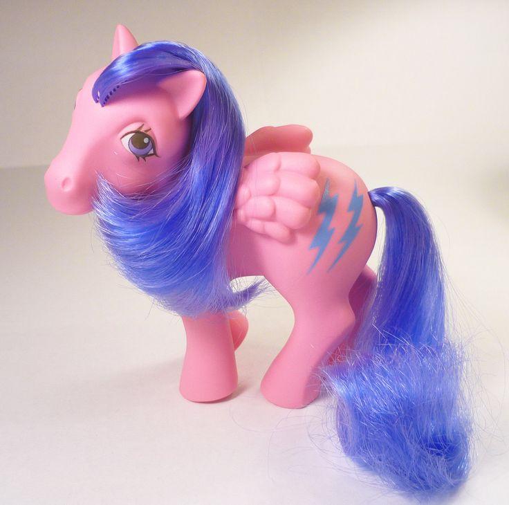 My Little Pony - Firefly?