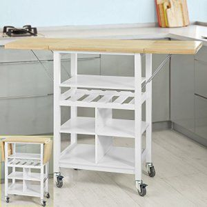 17 meilleures id es propos de chariots de cuisine sur. Black Bedroom Furniture Sets. Home Design Ideas