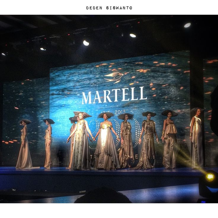 deden siswanto collection for martell ❤️❤️❤️