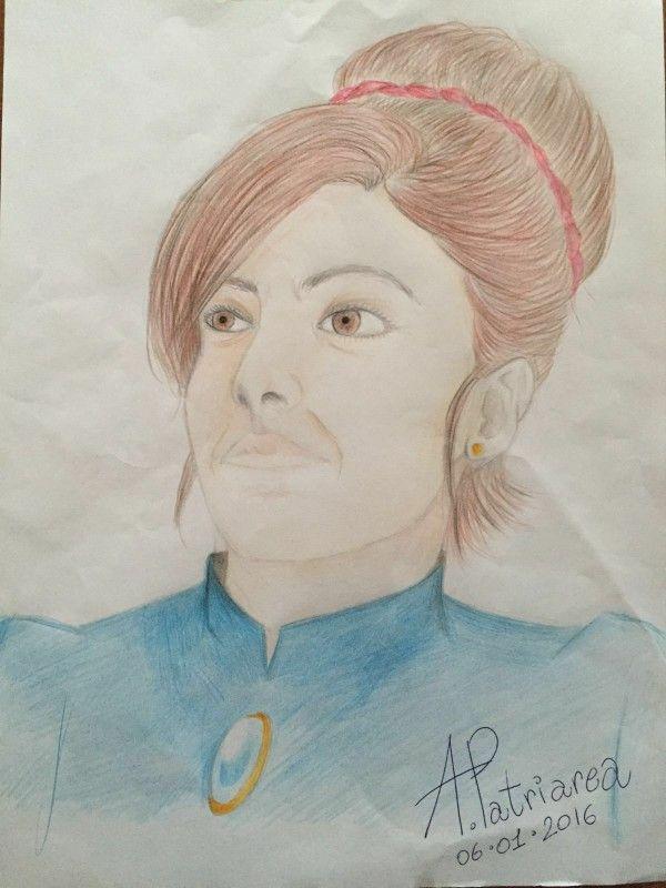 Ino Yamanaka's Mother #draw #inoyamanaka #inosmother #naruto #narutoshippuden