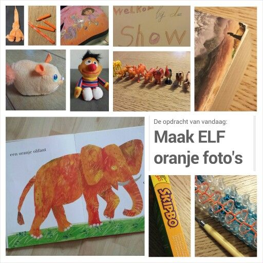 Synchroonkijken 2014 dag3 'oranje' -  dit zijn alle 11 oranje foto's die ik maakte #synchroonkijken