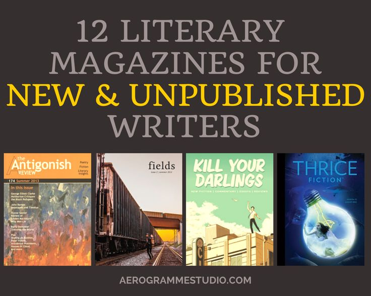 literary journals that publish personal essays Crazyhorse publishes four to six essays each year, so we call for the very best writing, period we believe literary nonfiction can take any form, from the letter to the list, from the biography to the memoir, from the journal to the obituary.