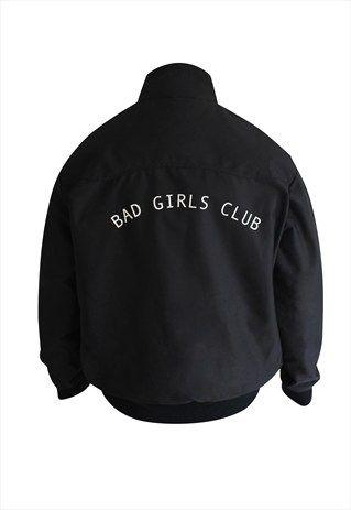 BAD GIRLS CLUB JACKET