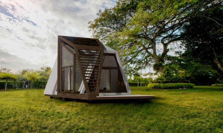 This ready-made tiny home can be shipped to any destination | Inhabitat - Green Design, Innovation, Architecture, Green Building