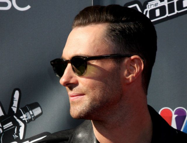 Adam Levine Shaved Half His Head, Looks Like Twice As Much Of A Jerk