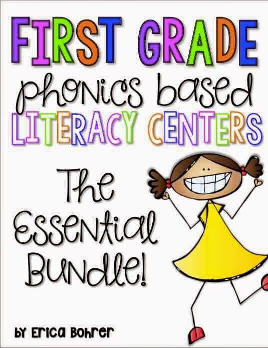 First Grade Essentials and What I Have Learned in my 15 Years as a First Grade Teacher | Erica's Ed-Ventures