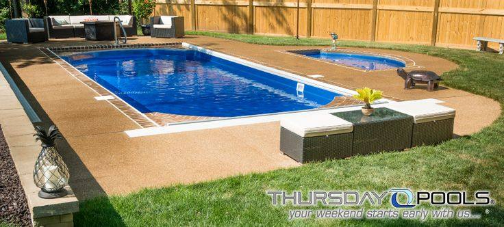 Thursday pools created a roman pool design with the for Roman style pool design