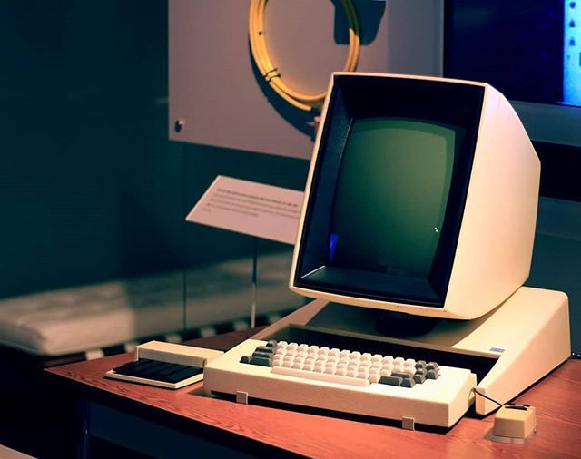 Xerox Alto 1973 Designer Charles Thacker One Of The Most