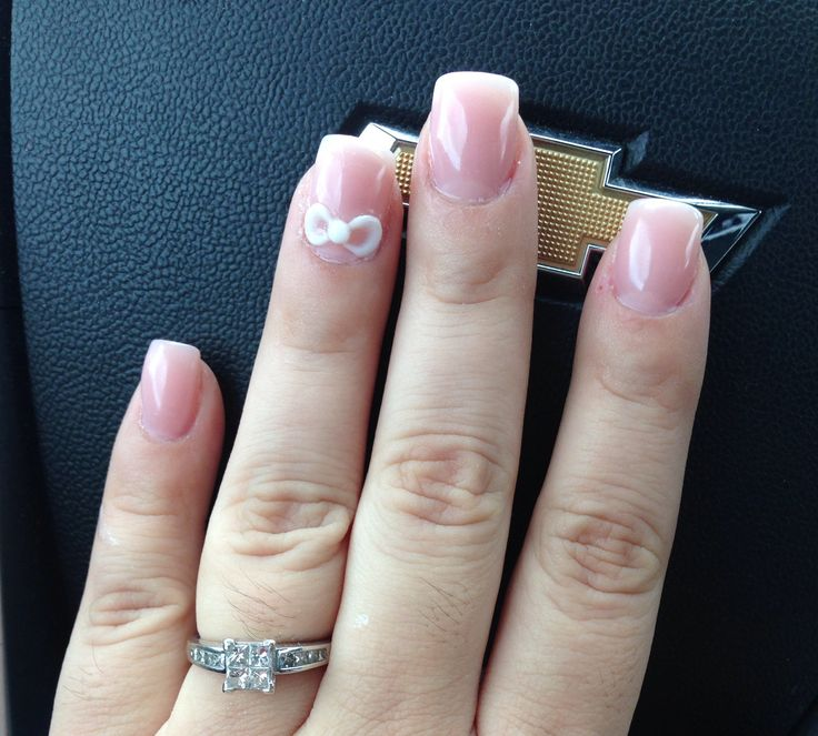 Nails Designs With Bows 21631 Trendnet