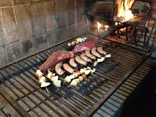 how to build an asado grill