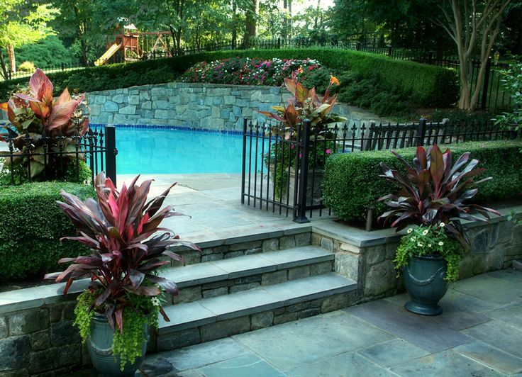 Retaining Walls For Above Ground Pools