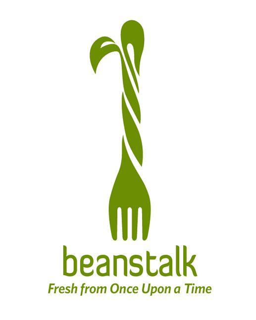 Good logo that mixes playfulness with food