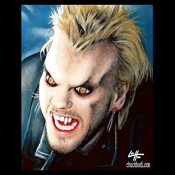 Image result for star the lost boys pop art