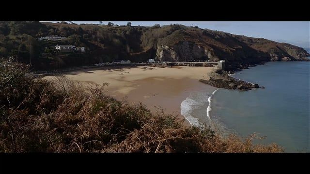 Sunny October - Grève de Lecq Jersey UK short video by Cotea Razvan http://www.cotearazvan.ro/