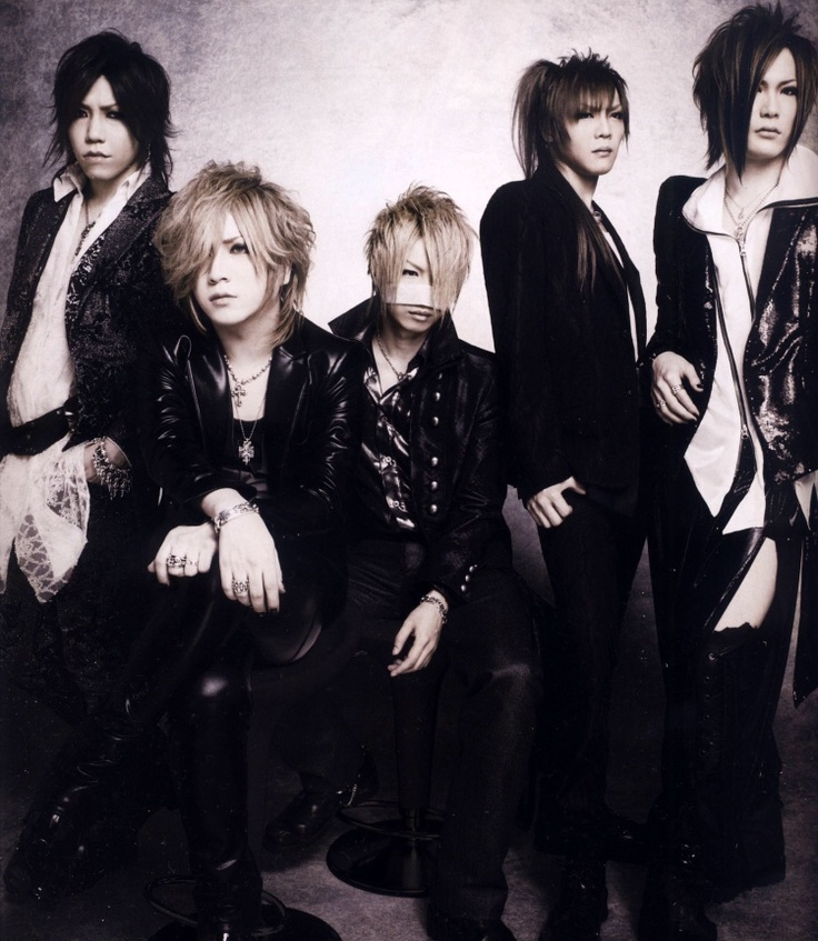 the GazettE,  Go To www.likegossip.com to get more Gossip News!