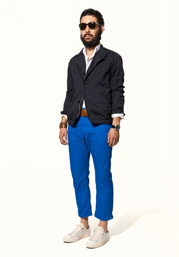 Nonnative S/S 2012 Collection