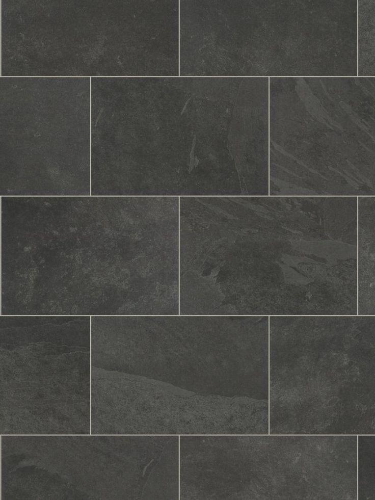 Natural Slate Effect Vinyl Flooring Karndean Vinyl Flooring Vinyl Flooring Tile Floor