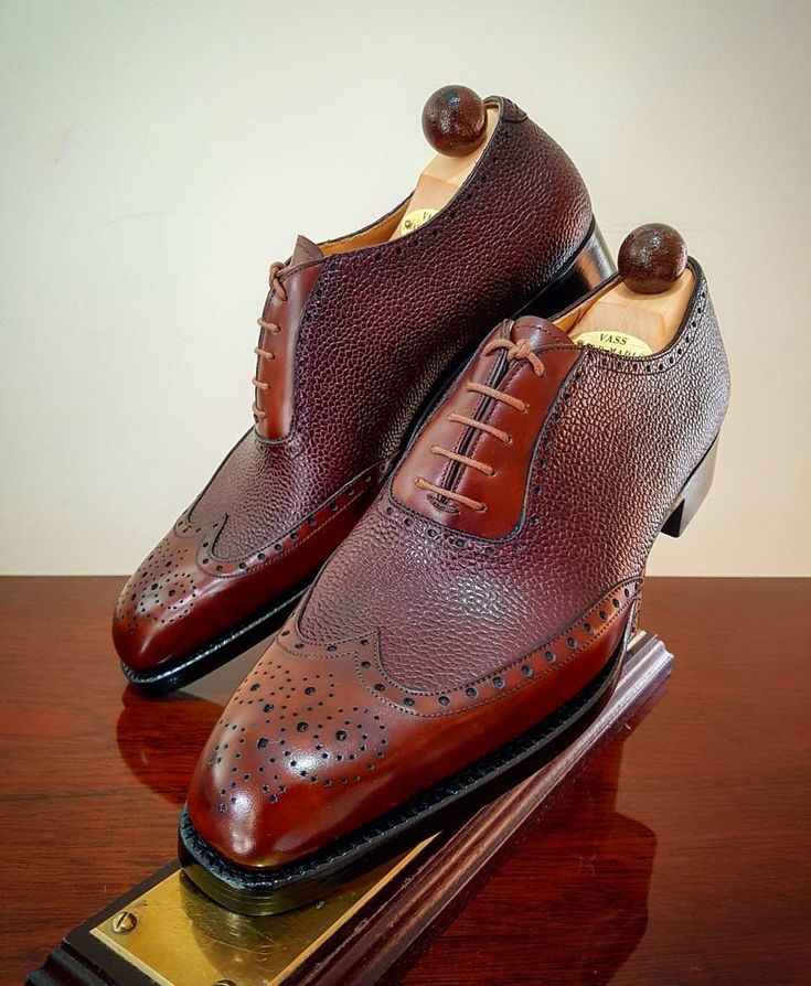 Ascot Shoes — We have this pair of shoes trapped in Savile Row,...