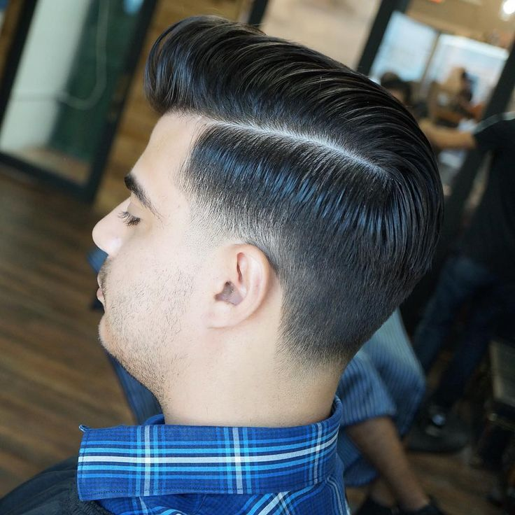 awesome 25 Sizzling Tape-up Haircut Ideas – Get Your Fade On
