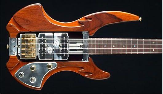 Norton Bass Guitar's Mephisto