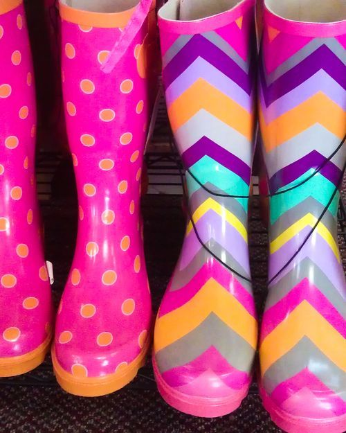 17 Best images about Polka Dot Rain Boots Women on Pinterest ...