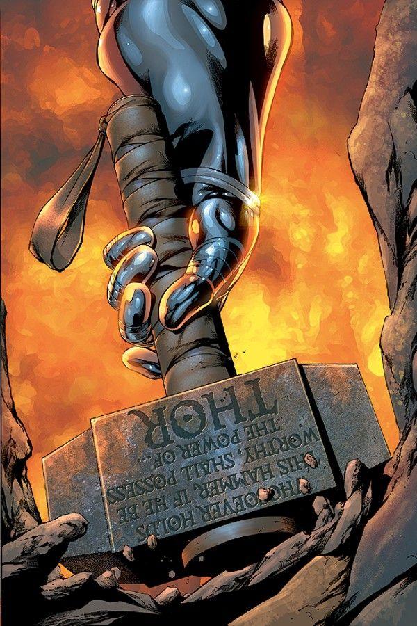 Thor's hammer aka meow meow...lol