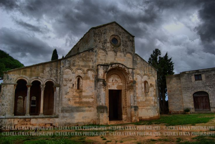 #Abbazia di Cerrate #Salento #PhotoTour. Discover Puglia with my Photo Tour and book one! https://www.facebook.com/LucillaCumanPhotography