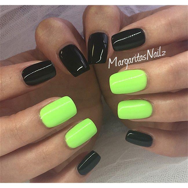 Mejores 121 imágenes de Nails en Pinterest | Uñas bonitas, Arte de ...