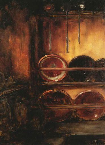 .:. Γύζης Νικόλαος – Gyzis Nikolaos [1842-1901] Πιατοθήκη