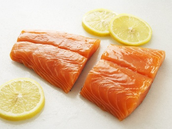 Slow-Roasted Salmon with Spring Herb Sauce | Recipe