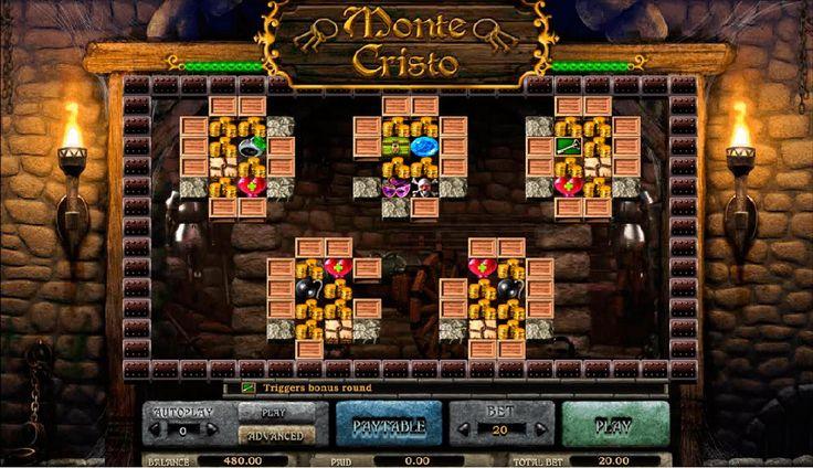 Online Spielautomat Monte Cristo von dem Entwickler #Amaya ist besonders attraktiv. Die Spieler, die den Roman nicht gelesen haben, können aber das schöne Spieldesign und interessante Optionen genießen. Die thematischen Bonusrunden bei diesem Slot sind vielfältig und sehr vorteilhaft. Spielen Sie #MonteCristo für Spass!