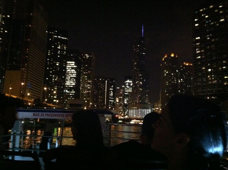 Water Taxi - Chicago