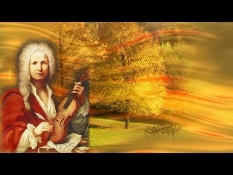 Vivaldi Four Seasons - (5) Herbst  Vier Jahreszeiten / 4 Jahreszeiten / Classical Music