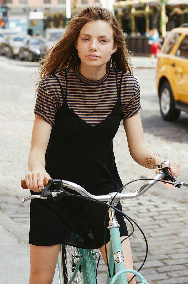 Best 20+ Shirt under dress ideas on Pinterest | Under dress, 90s ...
