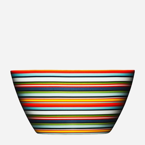 iittala origo bowl: who doesn't like colour?
