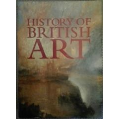 History of British Art by Isabella Steer. First edition 2002. Hardcover, Dustjacket.