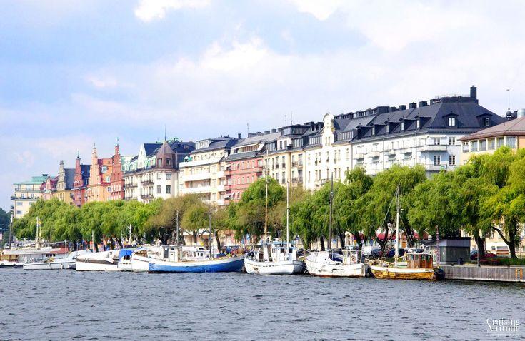 Stockholm - Norr Mälarstrand - Cruising Attitude Sailing Blog   Discovery 55