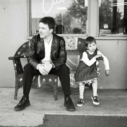 David Sylvian and daughter. Lovely duo.