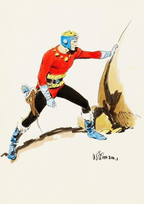 Al Williamson ~ Flash Gordon