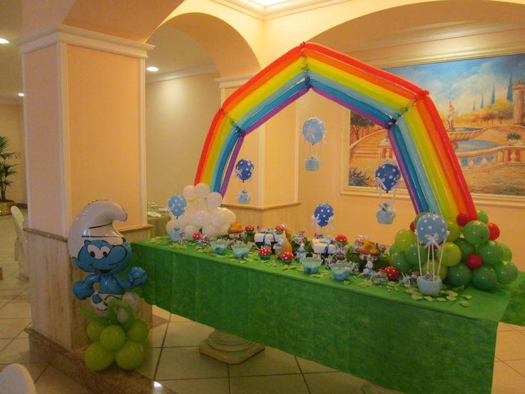 arcobalen per bomboniere battesimo