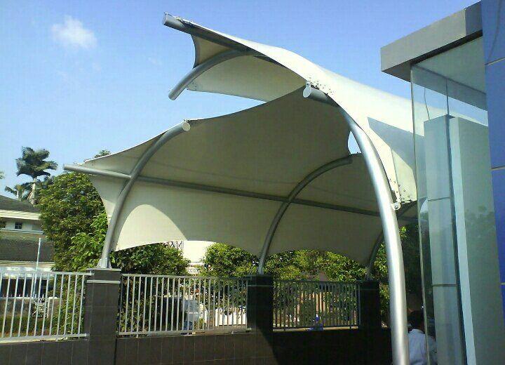 Tenda Membran Jakarta Tenda Bangunan Kemewahan