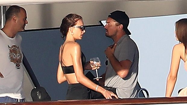 Leo DiCaprio Surrounds Himself With Women On Yacht As Ex Nina Agdal Poses Nude — Pics https://tmbw.news/leo-dicaprio-surrounds-himself-with-women-on-yacht-as-ex-nina-agdal-poses-nude-pics  Leo DiCaprio is living it up with the ladies this summer! The Oscar winner was pictured hanging with gorgeous girls in St. Tropez on June 27, the same day his ex, Nina Agdal, posed completely naked on Instagram!Leonardo DiCaprio, 42, is continuing his summer of fun as a single man in St. Tropez! The…